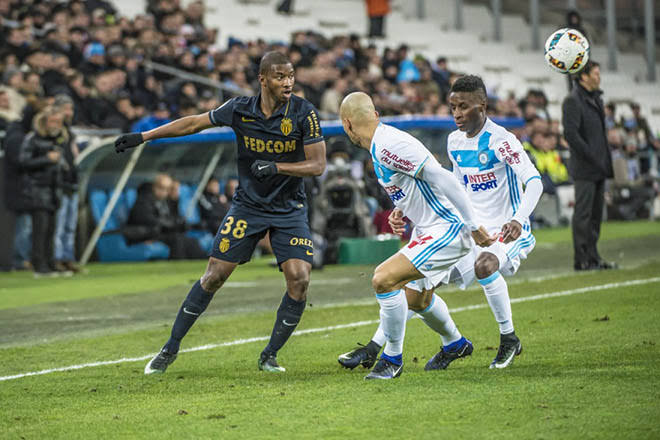 AS Monaco vs Olympique Marseille 31 Oktober 2019
