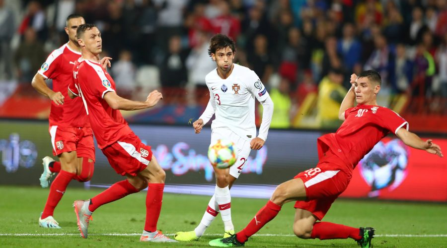 Serbia Vs Luksemburg 15 November 2019