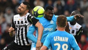 Angers vs Olympique Marseille 4 Desember 2019